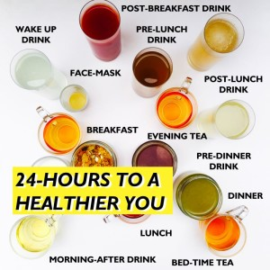 One day detox-weight loss-improves metabolism-boosts immunity