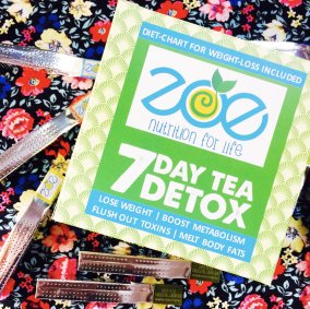 7 DAY TEA DETOX