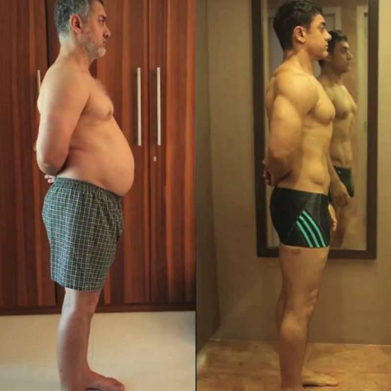 AMIR KHAN EXPLAINS THE SCIENCE BEHIND WEIGHT LOSS