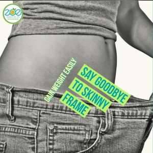 Easy and Simple Tips to Gain Weight Naturally
