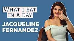 Jacqueline Fernandez: What I eat in a day