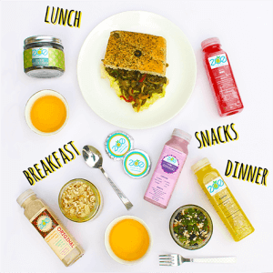 Full Day Meal Plan By Zoe