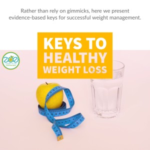 keys to staying healthy