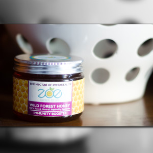 Wild Forest Honey - immunity booster, helps in losing weight, metabolism
