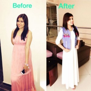 Madhu lost 11 kgs in a month with Zoe's One Day Detox and 5-Veggies Flat Belly Juices